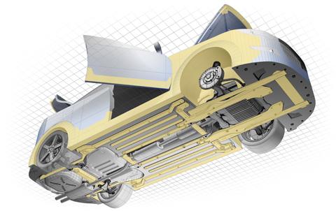 Dinitrol PLUS är en specialanpassad rostskyddsbehandling för nya bilar
